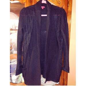 TARGET BRAND-Merona Mid thigh length flowy sweater
